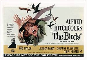 Sasha Hart CG Artist: Film Reviews - The Birds (1963)