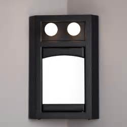 black medicine cabinet with mirror lighted corner medicine cabinet with mirror black