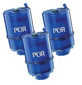 buy pur rf 9999 faucet mount replacement filter 3 pack pur rf 9999