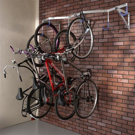 porte vélo mural range v 233 los mural pour 6 v 233 los mottez b138c norauto fr