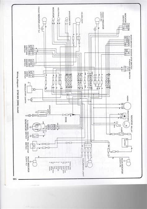 yamaha wiring diagrams wiring diagram for free