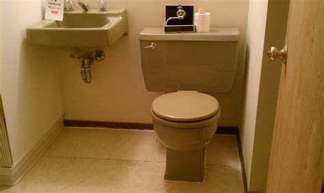 in the bathroom bathroom money
