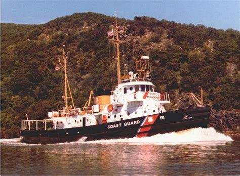 Us Coast Guard Cutter Mahoning Wytm91 My Home For Two