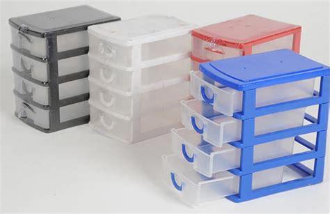 mini storage drawers mini 4 drawer plastic storage box jewellery craft