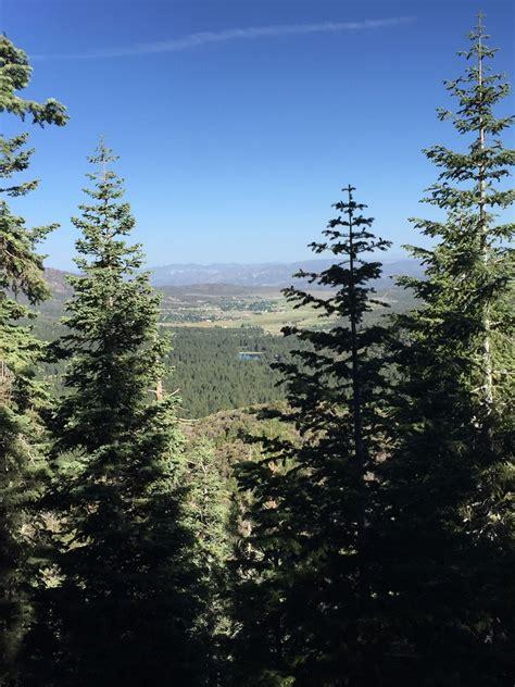Running Trails Pine Valley Utah