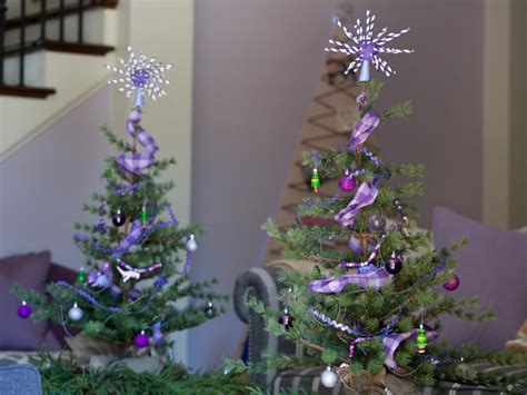 30 Mini Christmas Trees Decoration Ideas