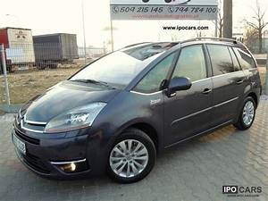 C4 Picasso 2009 : 2009 citroen c4 picasso hdi grand exclusive 7 xenon osob car photo and specs ~ Gottalentnigeria.com Avis de Voitures