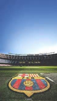Camp Nou, the stadium of FC Barcelona 2018/2019