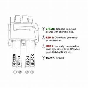 Led Wiring To Push Switch Help - Tundratalk Net