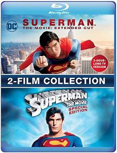 Extended three-hour cut of Richard Donner's Superman: The ...