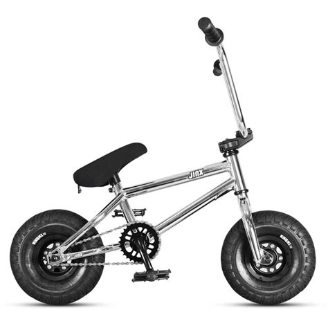 Jinx Bmx Stunt Bike Chrome
