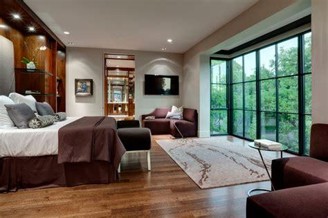 texas residence contemporary bedroom dallas