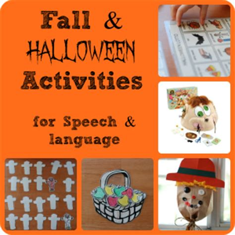 fall and speech and language roundup 632 | Fall and Halloween Speech Activities 300x300