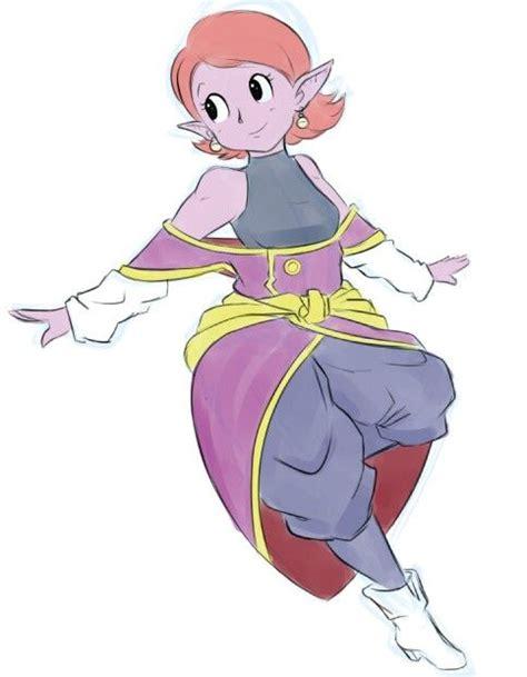 SKOT Supreme Kai Of Time Dragon Ball Super Goku
