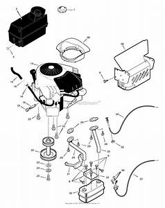 What Are The Parts Of A Yardman Transmission