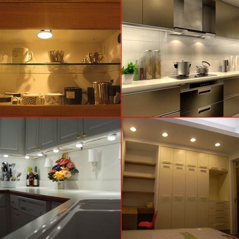 In Cabinet Lighting by How To Choose Cabinet Lights For Any Kitchen