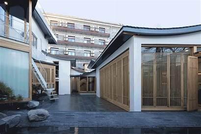 Courtyard Archdaily Studio Beijing Jiejie 文章出處 Pavilion