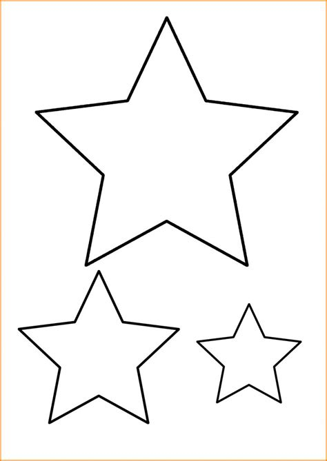 vorlagen sterne sterne bilder vorlagen kinderbilder