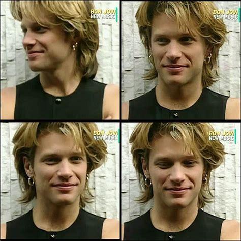 Jon Bon Jovi From Entertainment Tonight Bed Roses Jbj
