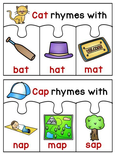 cvc activities kindergarten cvc puzzles  images