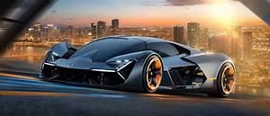 Bold Lamborghini Terzo Millennio Concept. Is It The Future ...
