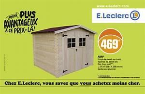 Abri De Jardin Leclerc 299 Euros : leclerc maisonnette bois les cabanes de jardin abri de ~ Dailycaller-alerts.com Idées de Décoration