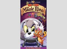 Tom and Jerry The Magic Ring Video 2001 IMDb