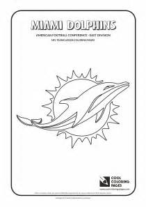 Football Team Logos Coloring Pages