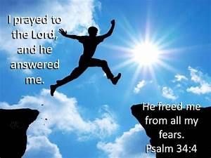 Psalm 34:4   Bible Verses (Old Testament)   Pinterest