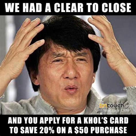 Mortgage Meme 50 Custom Mortgage Real Estate Memes Bntouch Crm