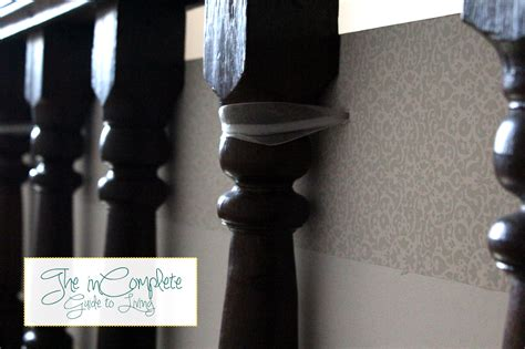baby proof banister incomplete guide to living diy babyproofing bannister