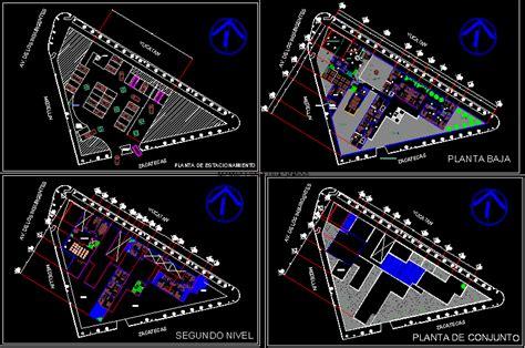 boutique hotel dwg plan  autocad designs cad