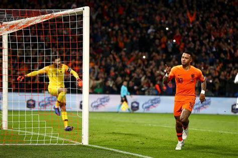Olanda Vs Germania - UEFA Nations League | PES 2019/18 Patch - YouTube