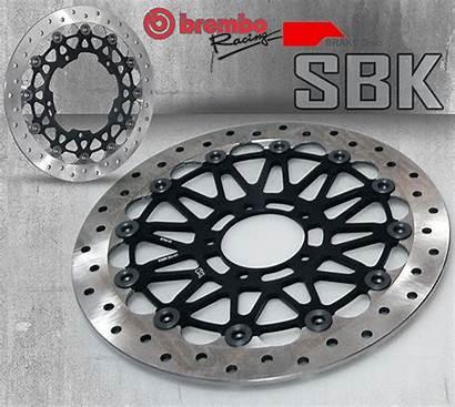 Brembo Brake Rsv4 Rotor Sbk Diameter Disc