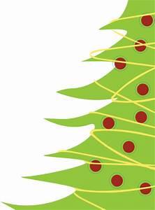 Holiday Tree Clip Art at Clker.com - vector clip art ...