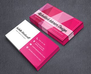 Business Card Printing & Design, full Colour, double sided ...