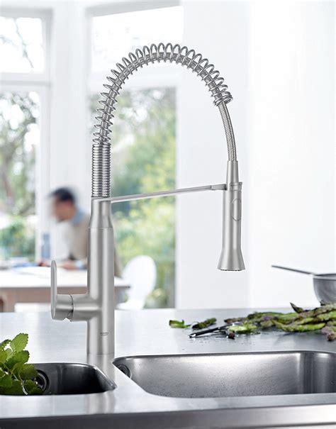 robinet cuisine professionnel robinet professionnel cuisine avec douchette cuisine