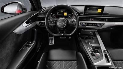S4 Audi Tdi Interior Sedan Cockpit Engine