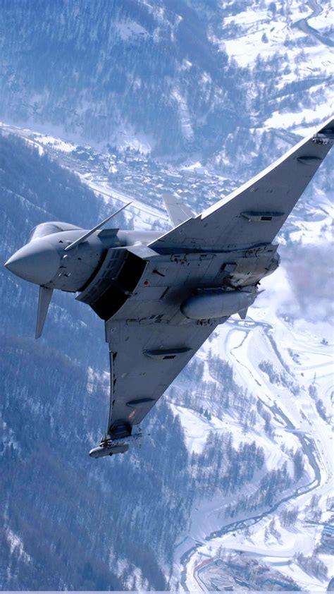 wallpaper eurofighter typhoon attack aircraft fighter