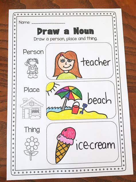 noun sort worksheet grade free printables worksheet