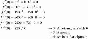 Kurvenschar Berechnen : extremstellen von polynomfunktionen ermitteln ~ Themetempest.com Abrechnung
