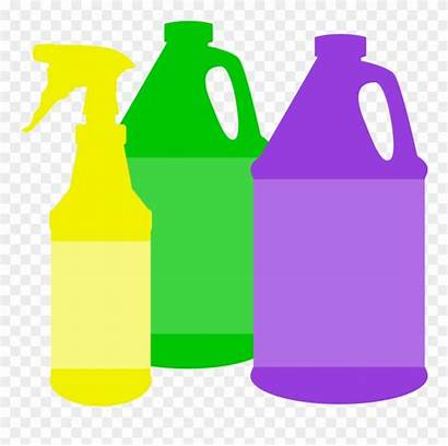 Cleaning Clipart Supplies Janitorial Transparent Pinclipart Clip