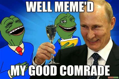 Anti Meme - well meme d comrade russian anti meme law know your meme