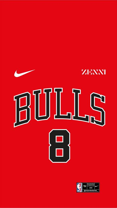 Wallpapers NBA 2019/20 | CHI 02 in 2020 | Chicago bulls ...