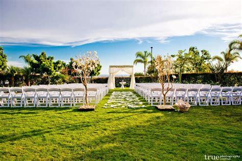 gorgeous outdoor wedding   sheraton carlsbad resort