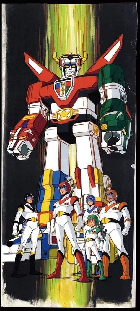 robot voltron cartoons super 80s cartoon anime retro characters force mandarake gundam 1980s shows classic cel comic golion gi