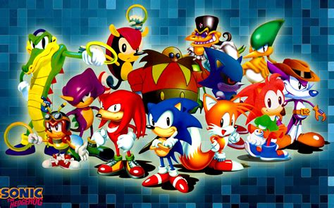 Sonic the Hedgehog HD Wallpaper | Background Image ...