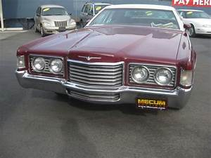 Sell Used 1972 Ford Thunderbird Base 6 6l Landau In