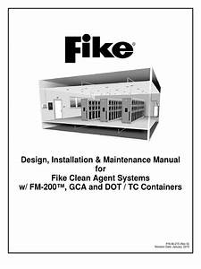 Design  Installation Maintenance Manual