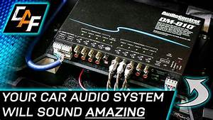 Audiocontrol Dm-810 Dsp - Install  U0026 Overview